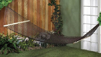 Espresso Two Person Hammock