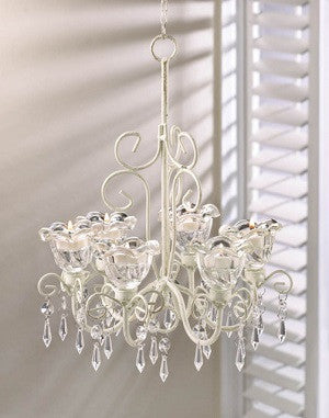 Blooms Candle Chandelier