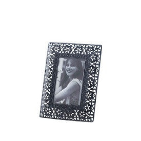 Moroccan Cutout Flowers Frame - Small