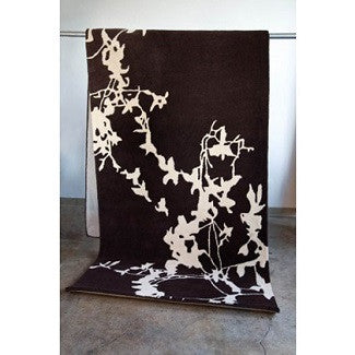 Silhouette Hand Tufted Wool Rug 144''x48''