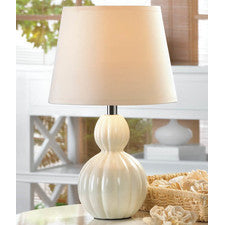 Ivory Charlotte Table Lamp