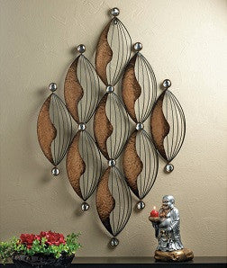 Ellipse Wall Art Decor