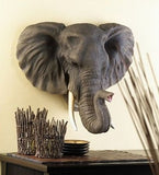 Noble Elephant Wall Decor