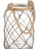 A Catch Fisherman Candle Lantern -Large