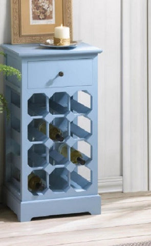 Cabinet With Bottle Storage