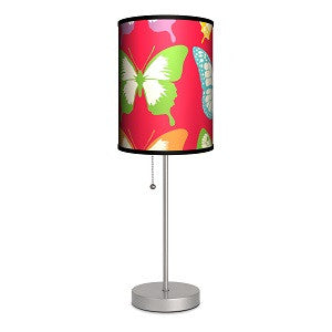 Bright Butterflies Lamp