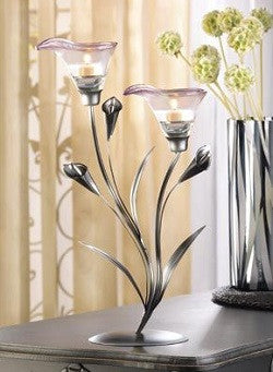 Calla Lily Candleholder