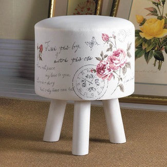 Butterfly Post Stool