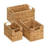 Rectangular Nesting Baskets Set of 3