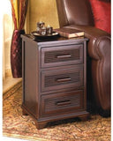 Santa Rosa Three Drawer End table