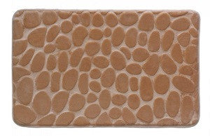 Brown Stone Floor Mat