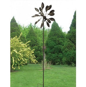 Dancing Leaves Windmill 84 Inch