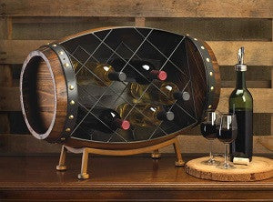 Cask Bottle Rack