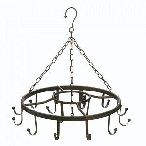 Circular Hanging Hook Pot Rack