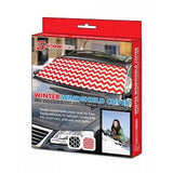 Winter Windshield Cover-Red