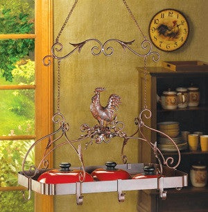Attractive Country Rooster Kitchen Rack · Attractive Country Rooster Kitchen  Rack
