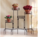 Four Tier Plant Stand Screen