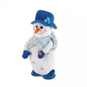 Dancing Snow Boy  Plush