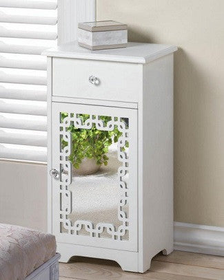 Decorative Mirror Accent Table
