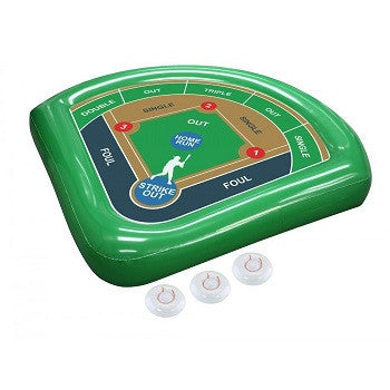 Home Run Baseball Toss Pool Float