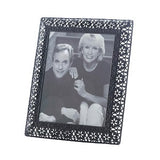 Moroccan Cutout Flower Frame - Large