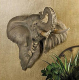 Elephant Wall Decor