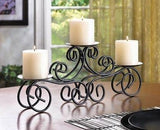 Tuscan Candle Centerpiece