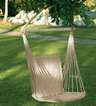 Genial Cotton Padded Swing Chair