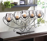 Beautiful Twilight Splendor Candle Stand