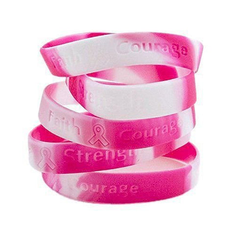 Wristbands - PINK OUT
