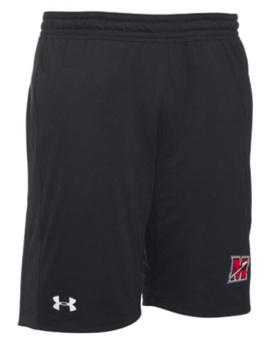 Under Armour Men's Raid Pocketed Shorts