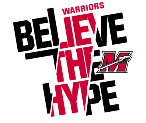 "Under Armour Short Sleeve ""Believe the Hype"" Locker Tee"
