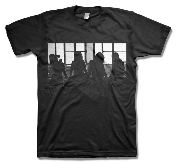 Official Warpaint Heads Up Album Cover T-shirt