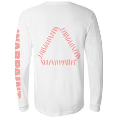 Official Warpaint Triangle Logo Long Sleeve T-Shirt