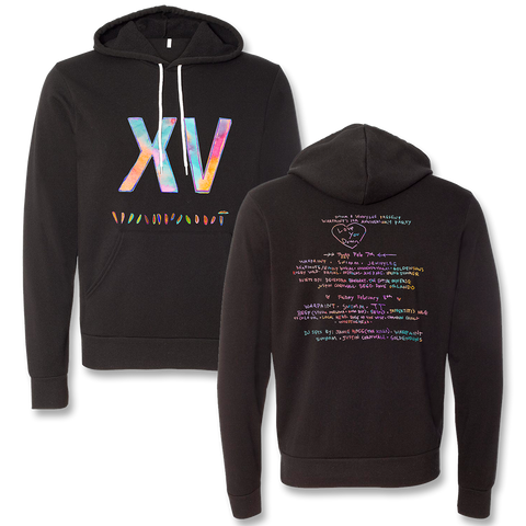 Anniversary Pullover Hoodie