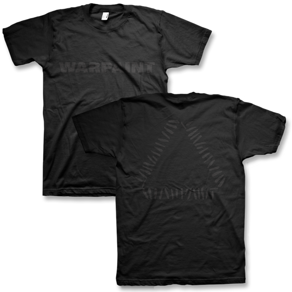 Black On Black Logo T-Shirt