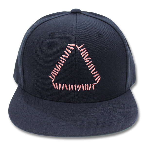 Official Warpaint Embroidered Triangle Logo Snapback