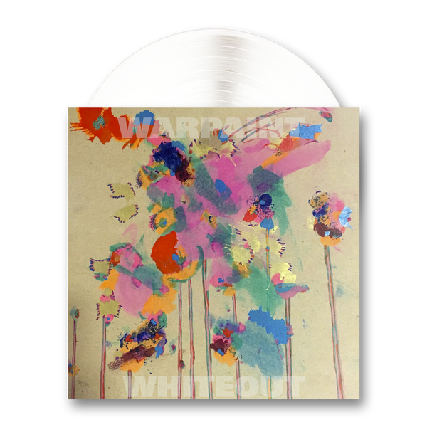 Official Warpaint Whiteout 7""