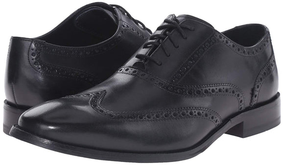 Cole Haan Men's Williams Wingtip Leather Oxfords