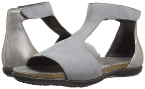 NAOT Women's Nala Leather Sandals Size 5-5.5M