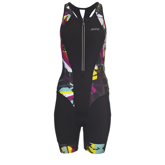 Zoot Women's Ultra Tri Racesuit Size Extra Small
