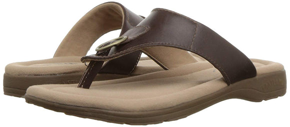 Eastland Women's Lottie Sandals Walnut