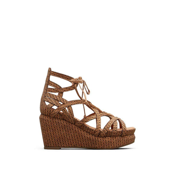 Gentle Souls by Kenneth Cole Joy Wedges Size 11.0M