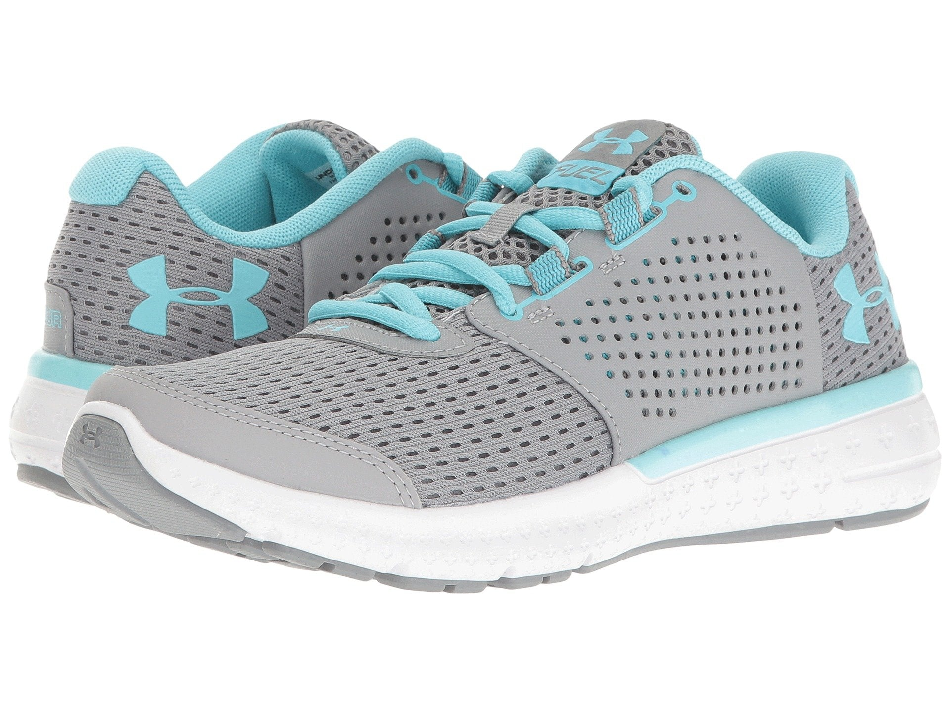 new style 201e0 c88cd Under Armour Women's Micro G Fuel Running Shoes – Shoe World ...