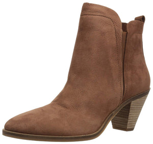 Lucky Women's Jana Ankle Booties Toffee