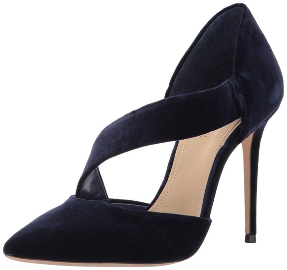 Imagine Women's Oya Velvet Dress Pumps