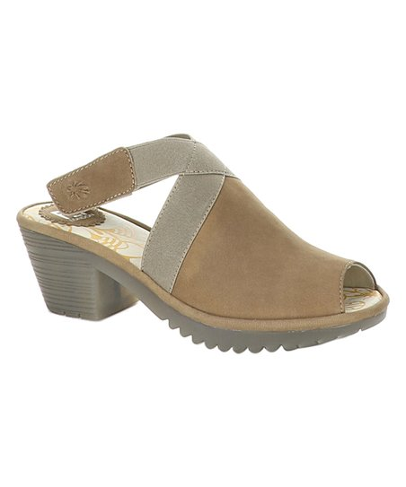 Fly London Women's Wato Sandals Size 8-8.5M