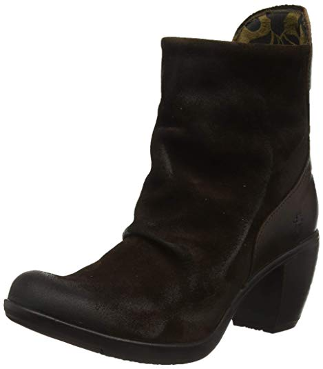 Fly London Women's Hota Booties Size 7.5-8.0M