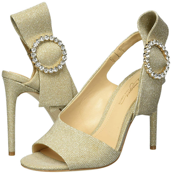 Imagine Women's Regin Dress Pumps Soft Gold