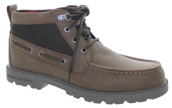 Sperry Top-Sider Men's Lug Chukka Ankle Boots